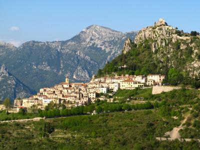 Tourisme Sainte Agnès