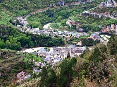 Tourisme Sainte Enimie