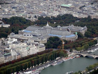 Paris 8e Arrondissement Galeries nationales du Grand Palais